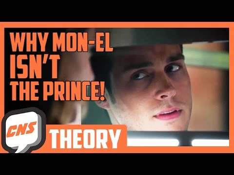 Why Mon-El ISN'T The Daxam Prince. EXPLAINED! | Cool Nerd Show