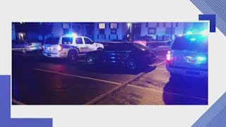 Shooting Incident in West Columbia