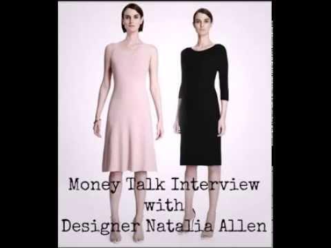 Money Talk with NYC Designer Natalia Allen
