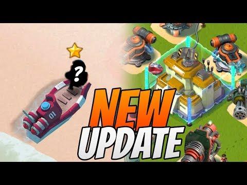 Boom Beach NEW UPDATE News! HQ 23 and New Hero Speculation! Q&A Recap!