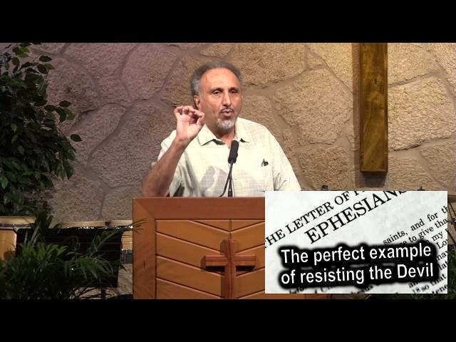 Recognizing & Resisting the Devil - Ephesians 6:13-14a
