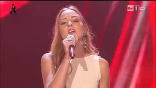 Nicole Stella canta Un' emozione da poco a Castrocaro 2016
