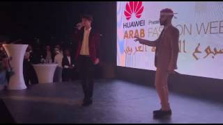 Harris J & Adam Saleh - Dubai Performance (ft Silento)