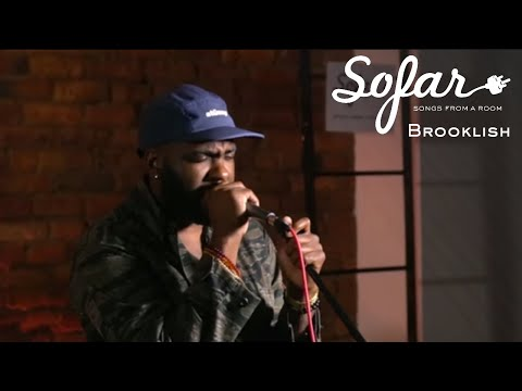 Brooklish - Love Outro   Sofar NYC