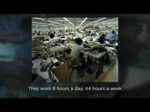 Honduras sweat shops by cameron Jeff Corey and Bryan