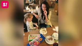 Элина Камирен заявила в прокуратуру на отца своего ребёнка