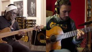Davide Repele play over Richard Bona song