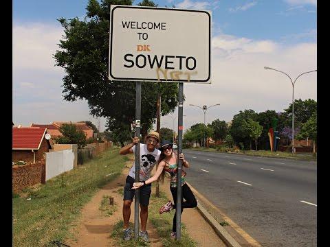 #PartiuMundo em Soweto - Johannesburg