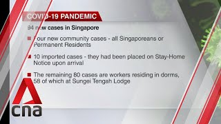 COVID-19 update, Aug 28: Singapore reports 94 new cases
