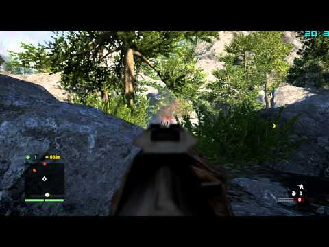 Farcry 4 - On Intel HD Graphics 4600 Test