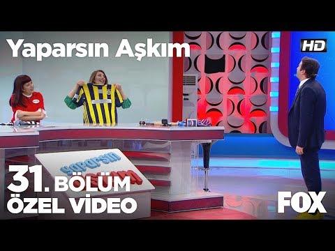 Fenerbahçe formasını gören