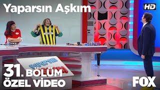 Fenerbahçe formasını gören Serkan çok sinirlendi! Yaparsın Aşkım 31. Bölüm