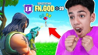 This Is What Happened When I spectated Random Fortnite Players