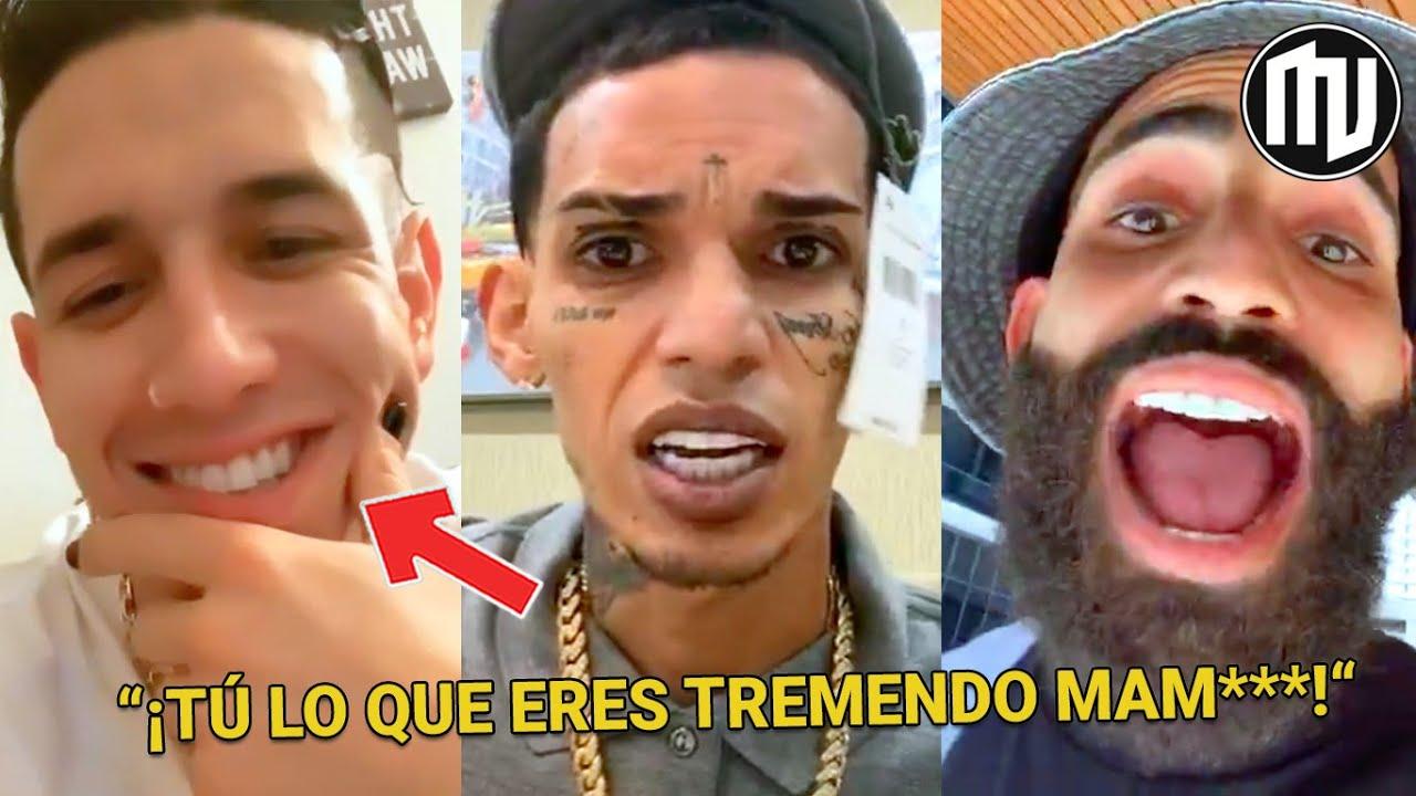 """¡Lenny Tavarez se burla de El Dominio y el vuelve a tirar! """"Ahora es negocio mencionarme"""""""