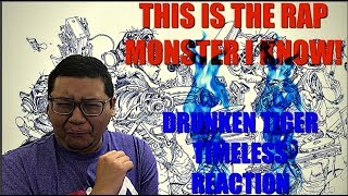 Baixar Drunken Tiger - Timeless (Feat. RM) REACTION   THIS IS THE RAP MONSTER I KNOW