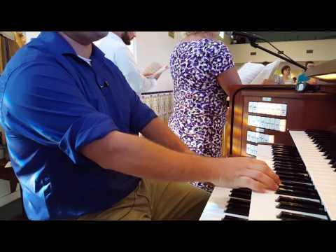 Sing A Joyful Song (Farrell) - Organ