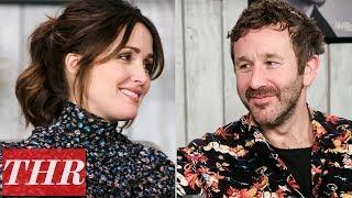 Rose Byrne & Chris O'Dowd of 'Juliet, Naked' Share Secrets of Each Other   Sundance 2018