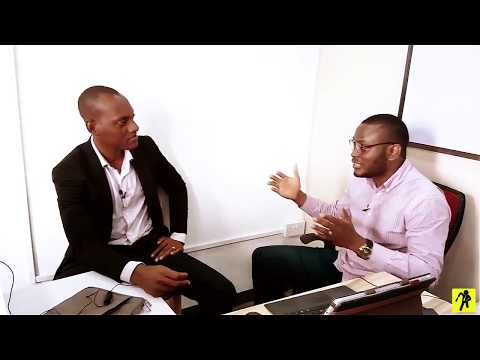 How Godwin Benson took Tuteria, his education platform from idea to 23 employees in 3 years