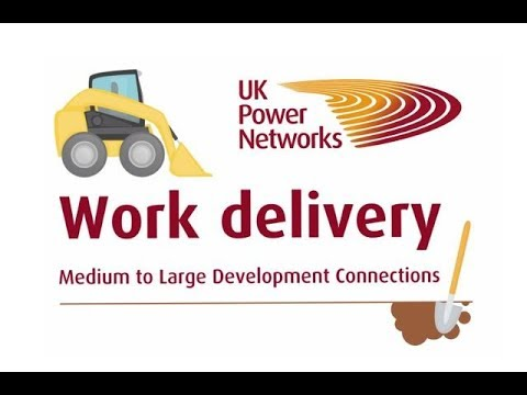 UK Power Networks Work Delivery - Medium to Large Developments