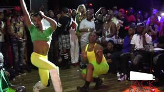 NYC RUMBLE #80 DRAMATIC VOGUE IN GREEN & YELLOW PART 2 7-31-16