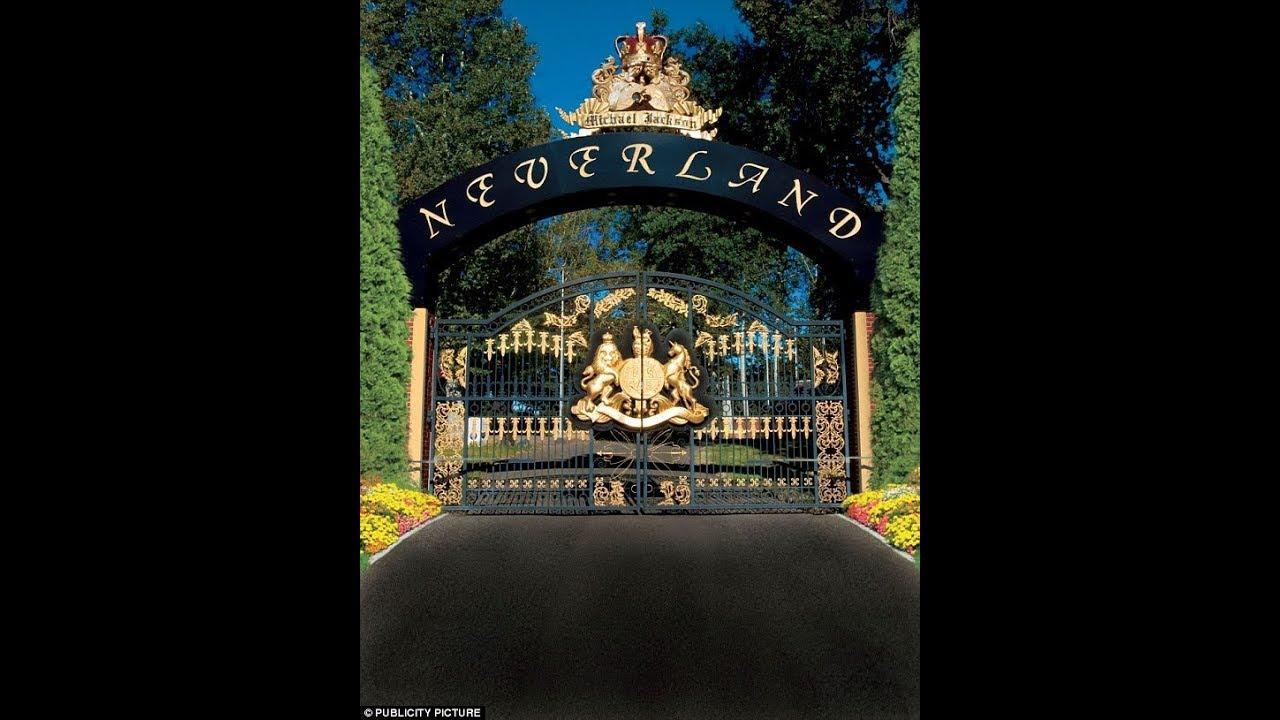 Taj & Brandi Jackson Defend Neverland & Michael Jackson