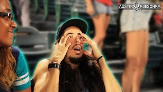 SURPRISING ANDY AT A MARINERS-ANGELS GAME! | Kleschka Vlogs