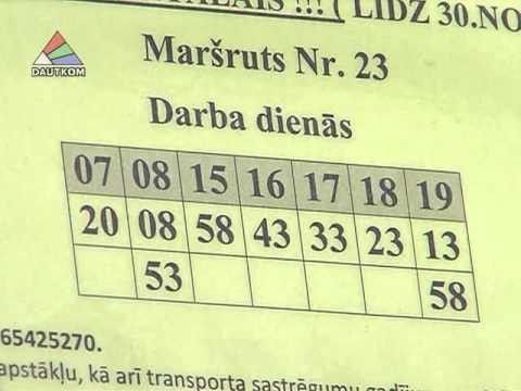 Маршрут автобуса №23 вводится в постоянное расписание