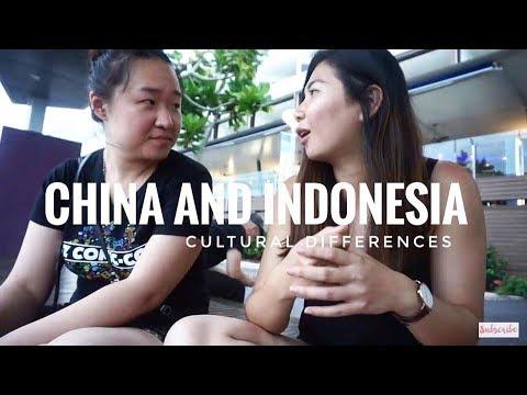 Perbedaan Budaya China dan Indonesia; Nggak Mandi? Nggak Pakai Garpu? (Indo Sub) thumbnail