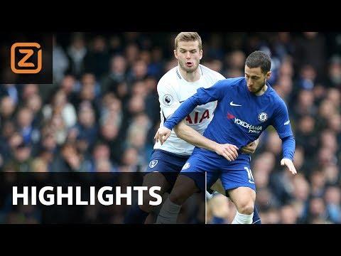 Samenvatting   Chelsea - Tottenham Hotspur   01/04/2018