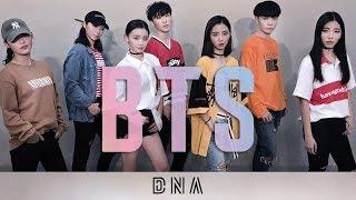 ver.  BTS방탄소년단 - DNA / Dance Cover.