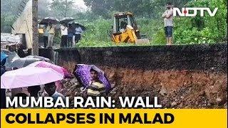 19 Dead In Rain Chaos In Mumbai Nearby Areas