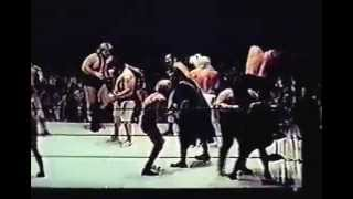 "A Mid Atlantic Championship Wrestling ""legends"" battle royal (Year Unknown)"