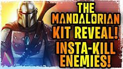 THE MANDALORIAN KIT REVEAL for Galaxy of Heroes! Use the Mandalorian to Disintegrate Enemies!