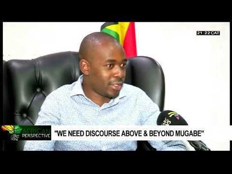Nelson Chamisa on various issues affecting Zimbabwe