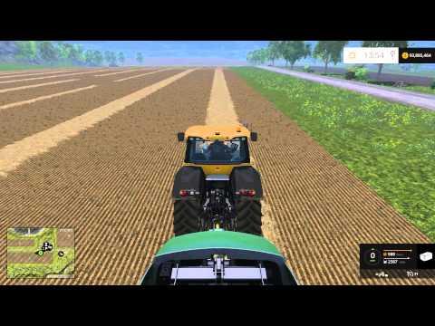 Farm Sim Saturday MEGA baling day