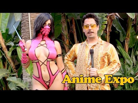 Anime Expo Best Cosplay 2017 #ThatCosplayShow
