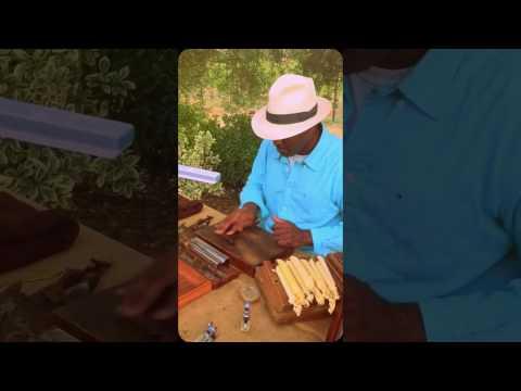 Havana Nights Cigar Rolling Demonstration