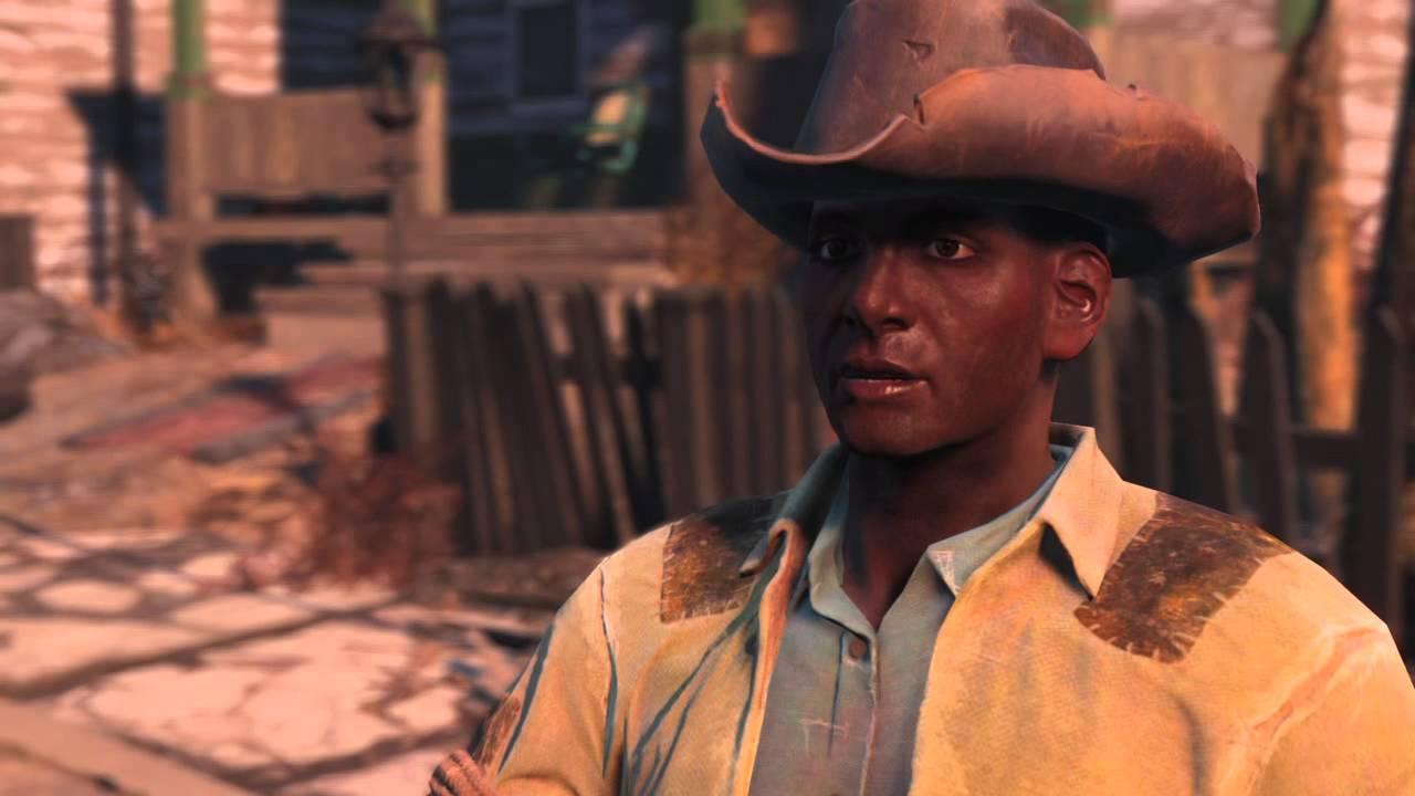 Fallout 4 Preston Garvey