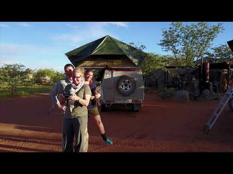 2017 Overland Namibia and Botswana