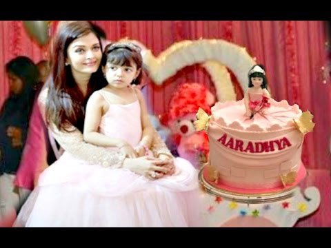 Aaradhya Bachchan 5th Birthday Party 2017