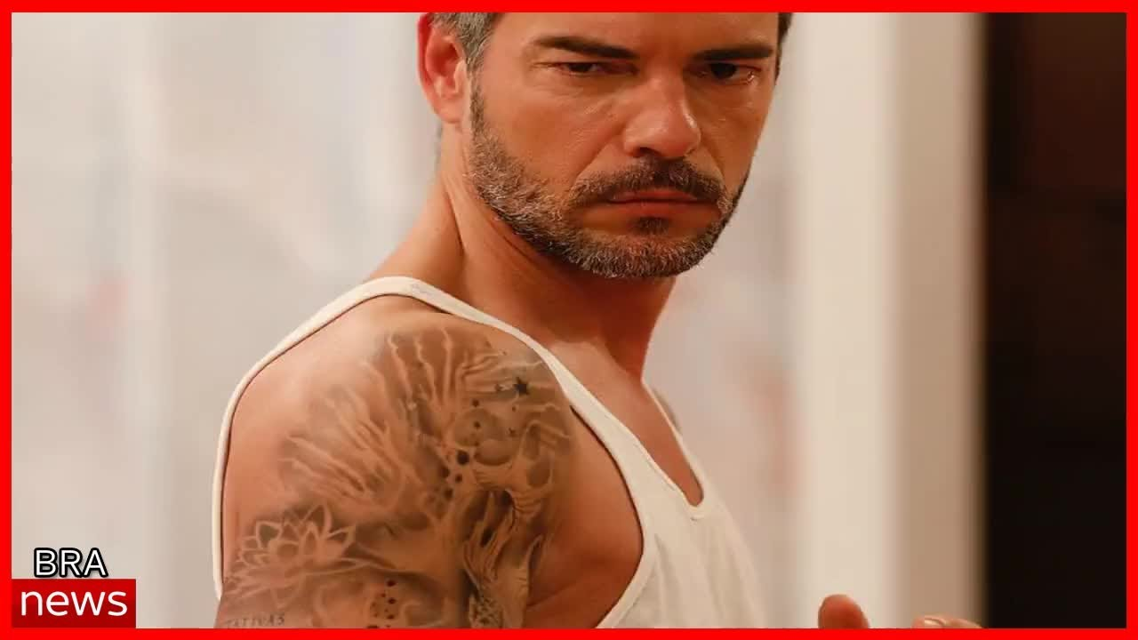 Cantor Todo Tatuado Brasileiro cláudio ramos surge todo tatuado e é criticado: «É horrÍvel