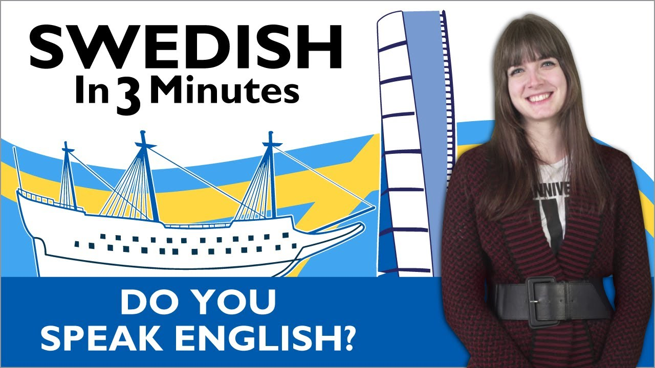 learn english in sweden