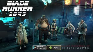 Blade Runner 2049 Gameplay Android