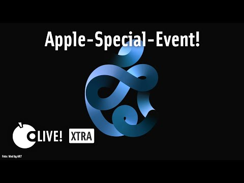 Livestream zum Apple-Special-Event 2020 | Apfeltalk LIVE! XTRA