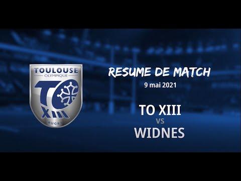 Résumé TO XIII v Widnes Vikings - Round 5 Championship - 09.05.2021