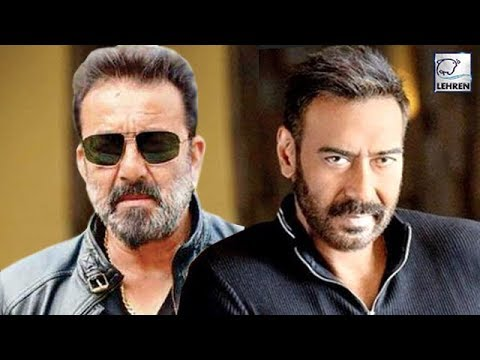 Ajay Devgn and Sanjay Dutt Come Together For The Filming Of Bhuj: The Pride of India | LehrenTV Mp3