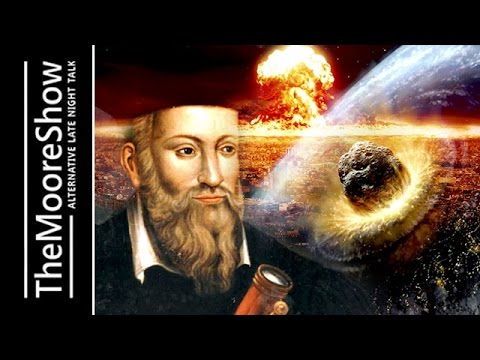 Nostradamus the next six years, Prophecies, Wars and a Spiritual Solution
