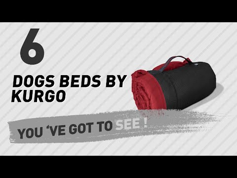 Dogs Beds By Kurgo // Pets Lover Channel Presents: