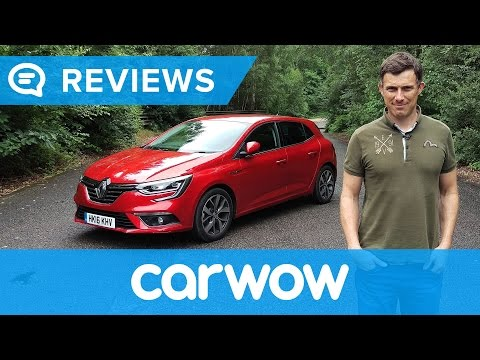 Renault Megane 2018 hatchback in-depth review   Mat Watson Reviews