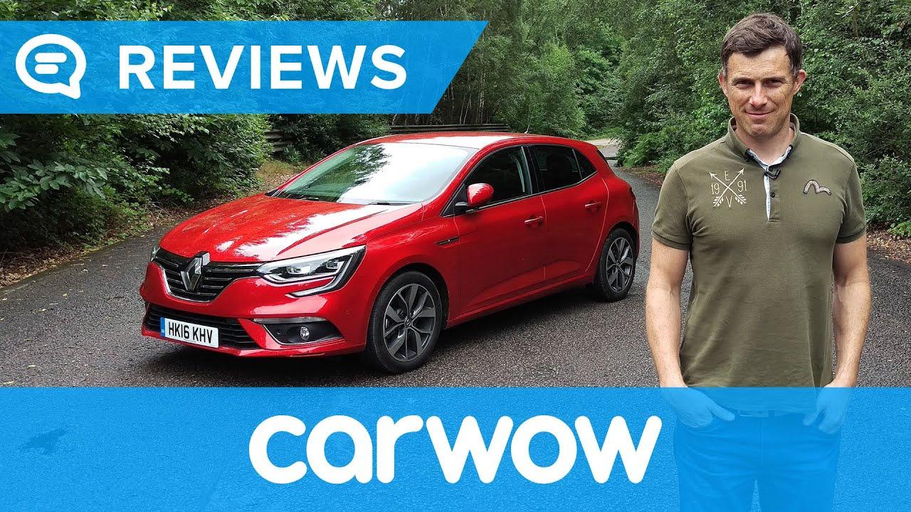 Renault Megane 2017 hatchback review | Mat Watson Reviews